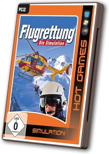Flugrettung: Die Simulation (Hot Games)