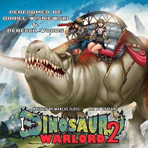 Couverture de Dinosaur Warlord 2
