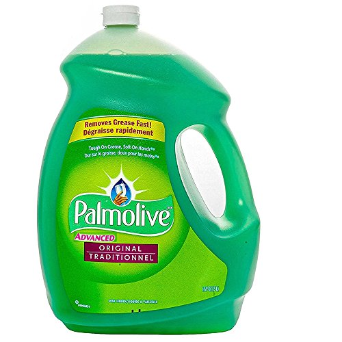 Palmolive Dishwashing Liquid Advanced Original, 1.32 Gallon, 168 Fl. Oz