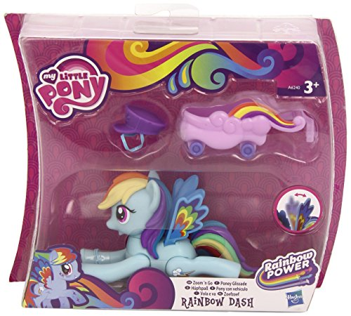 My little pony Volants poneys