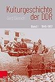 Kulturgeschichte der DDR (3 Bände)