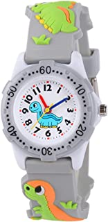 Venhoo Kids Watches Cute 3D Cartoon Waterproof Children...