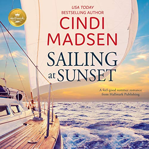 Sailing at Sunset cover art