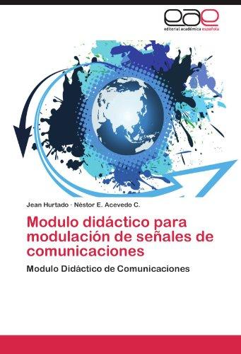 Modulo didáctico para modulación de señales de comunicaciones: Modulo Didáctico de Comunicaciones