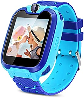 Kids Smartwatch Children Phone Smart Watch Two-Way Call SOS Games Camera Music Player 1.54 inch Touch Screen Boys Girls Gi...