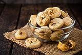 Fichi Secchi Grandi Naturalmente Dolci, Senza Zucchero Aggiunto [1kg]. Autentica Frutta Secca Naturale Di Prima Scelta. Frutti Essiccati Lentamente, Sapore Delizioso Senza Zuccheri Aggiunti - Dorimed