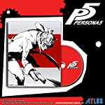 Persona 5 -Edition Limitée SteelBook D1 (PS4) (FR)