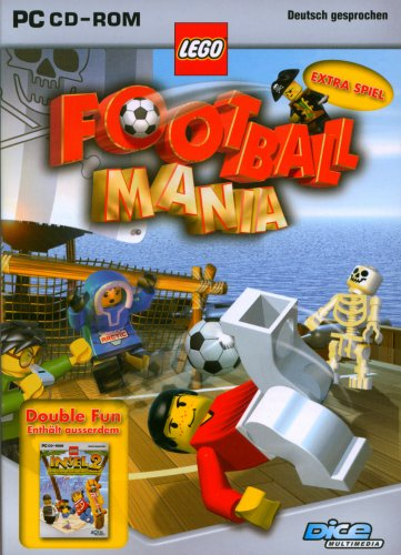 Lego Football Mania + Insel 2 Pack