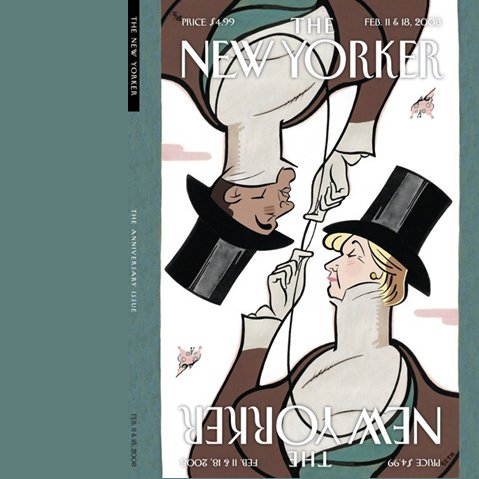 The New Yorker (February 11 & 18, 2008), Part 1 audiobook cover art