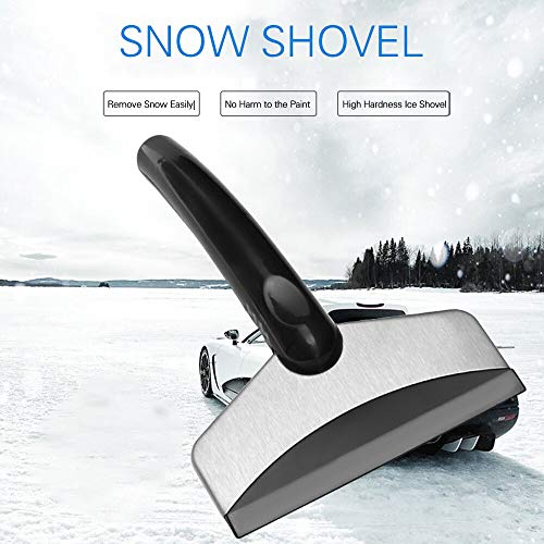 Review Of Helen-Box - Snow Ice Deicing Scraper Shovel Car Windshield Cleaning & Winter Deicing Snow ...