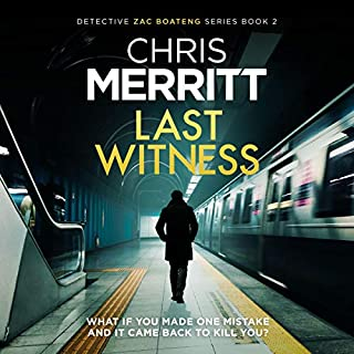 Last Witness cover art