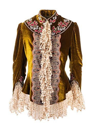 Luxury Fashion | Etro Dames 1761272880700 Bruin Viscose Blazers | Herfst-winter 19