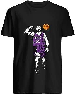 Jason Williams White Chocolate Basketball 43 T shirt Hoodie for Men Women Unisex
