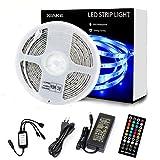 XIAKE - Tira de luces LED RGB impermeable