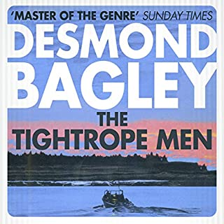 The Tightrope Men audiobook cover art