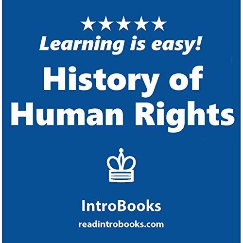 History of Human Rights audiobook cover art