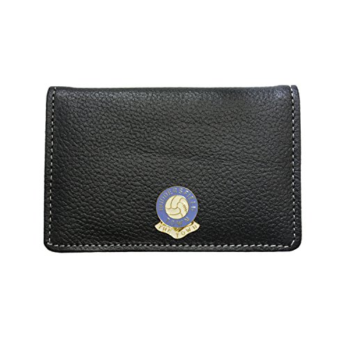 Huddersfield Town Football Club Leather Card Holder Wallet