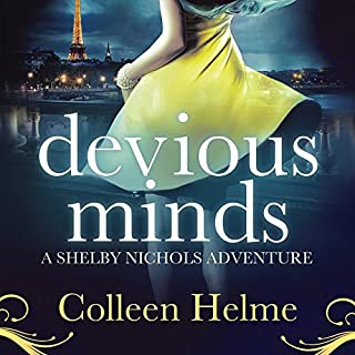 Devious Minds audiobook cover art