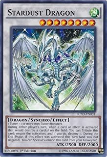 Yu-Gi-Oh! - Stardust Dragon (LC5D-EN031) - Legendary Collection 5D's Mega Pack - 1st Edition - Ultra Rare