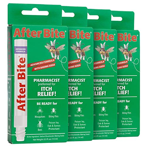 After Bite Advanced Itch Relief 0.5 oz (Pack of 4)