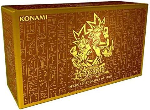 Decks Legendarios de Yugi Pack Edition especial YU-Gi-Oh!