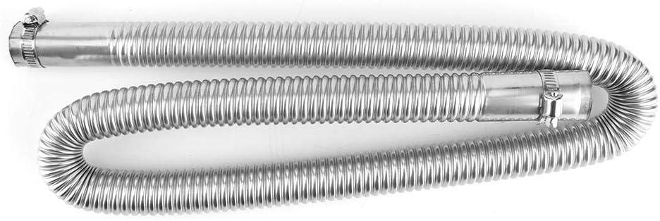 Air Vent Hose Max 89% OFF 2.5cm 1in Die Heater Inner Industry No. 1 Diameter Stainless