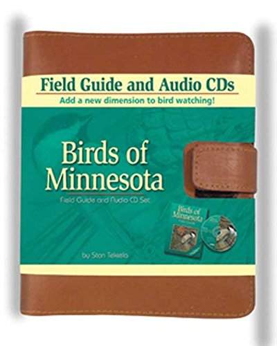 Birds of Minnesota Field Guide and Audio CD Set