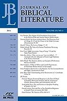 Journal of Biblical Literature 133.4 (2014)