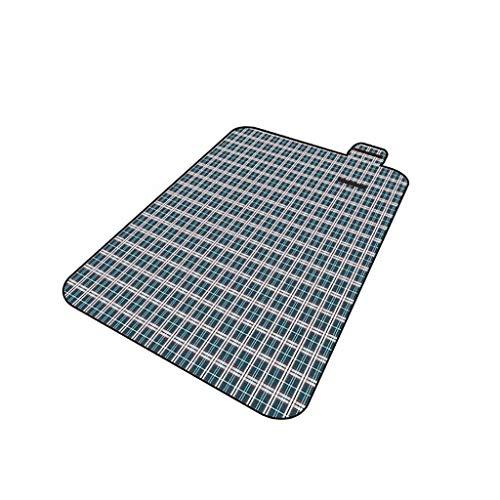 AJZGF Couverture de pique-nique pliante Tapis de pique-nique en plein air tapis tapis résistant à l'humidité tapis rembourré tapis Oxford tapis de pelouse tapis portable pique-nique tapis plage voyage