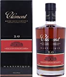 Clement Amber Rum from Martinique Clément Vieux XO 70 cl