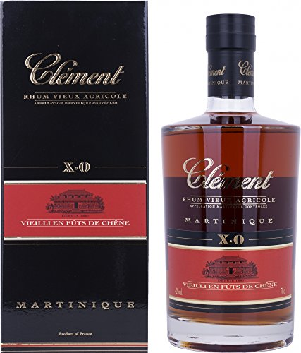 Clement Rhum Vieux Agricole X.O 42% Vol. 0,7L in Giftbox