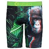 Ethika Mens Staple Boxer Briefs   Gorilla Glitch 3D (Assorted, XX-Large)