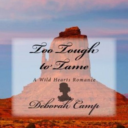 Too Tough to Tame audiobook cover art