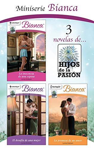 E-Pack Hijos de la pasión - mayo 2020 eBook: Graham, Lynne: Amazon ...