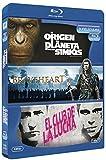 Origen Del Planeta De Los Simios / Braveheart/ El Club De La Lucha - Bd Tri [Blu-ray]