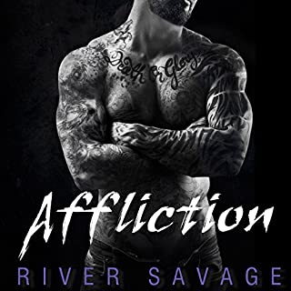 Affliction     Knights Rebels, Book 2              By:                                                                                                                                 River Savage                               Narrated by:                                                                                                                                 Joe Arden,                                                                                        Lidia Dornet                      Length: 11 hrs and 2 mins     792 ratings     Overall 4.7