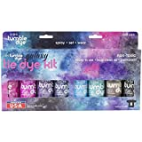 S.E.I. Galaxy Tie Dye Kit, Fabric Spray Dye, 8 Colors