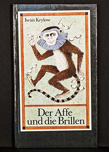 Der Affe und die Brillen. - Fabeln.
