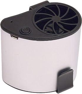 持たないUSB充電式扇風機「腰ベルトファン」 WBFANLBT 【 ウェアラブル ボディファン 携帯用 】