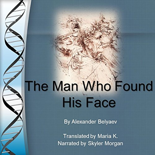 The Man Who Found His Face cover art