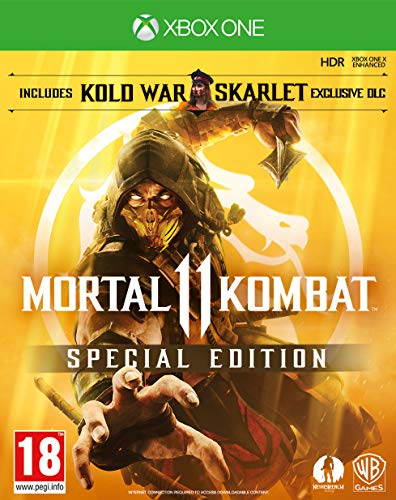 Mortal Kombat 11 Special Edition (Amazon Exclusive) (Xbox One)