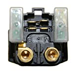 PROCOMPANY Starter Relay Solenoid Replaces for Yamaha NYTRO ER RS90 2006 2007 R6 YZFR6 1999 2000