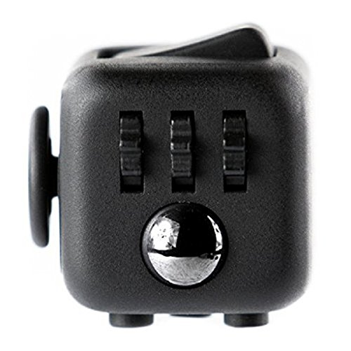Fidget Cube - Creative Toys - Revolutionary Stress/Anxiety Relief Object for Families/Adults/Children