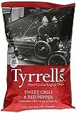 Tyrrell's Crisps, Sweet Chili & Red Pepper, 5.3 Ounce