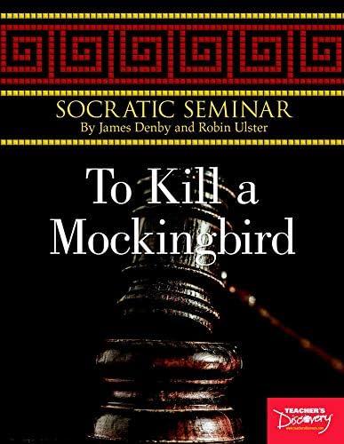 Socratic Seminar To Kill a Mockingbird Book product image