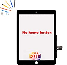 "Screen Replacement for iPad 6th Gen 2018 9.7""(Not air2), only for A1893 A1954, with Complete Repair Tools Kit"
