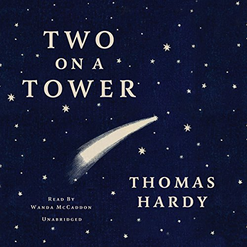 Two on a Tower audiobook cover art