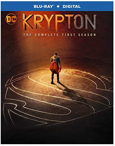 Krypton: The Complete First Season (BD) [Blu-ray]