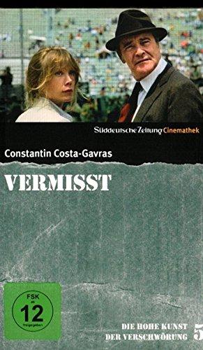 Vermisst, 1 DVD