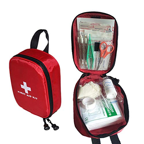 lo Draagbare EHBO-kit tas Home Emergency Medical Rescue Case Box